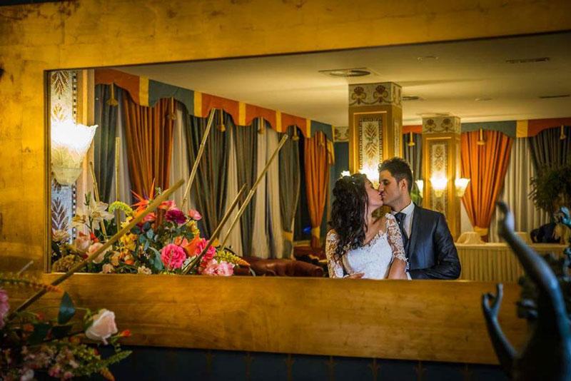 Foto sposi Hotel Promenade Matrimoni in Abruzzo