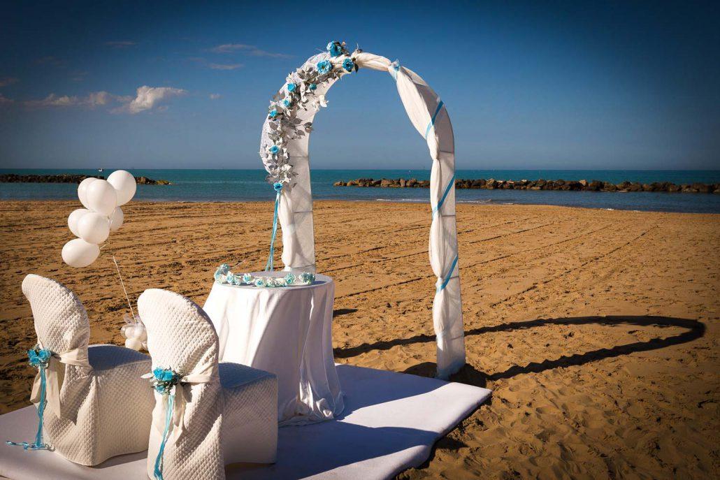 Hotel Promenade matrimoni in Abruzzo Montesilvano