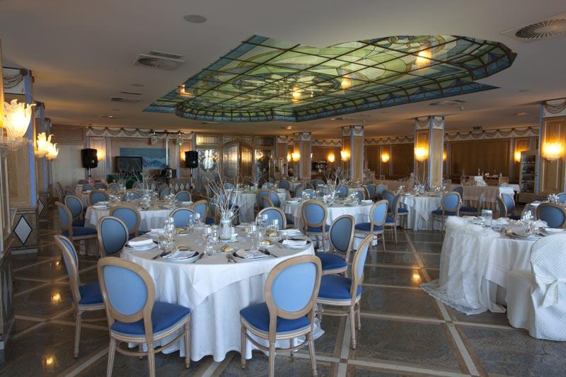 Mise en Place Hotel Promenade Matrimoni in Abruzzo