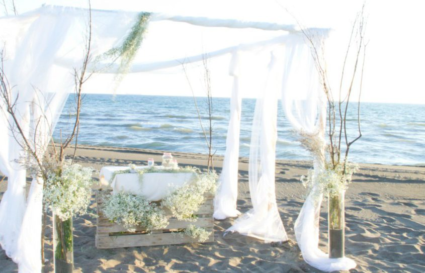 Matrimonio Spiaggia Inverno : Matrimonio in spiaggia hotel 4 stelle in abruzzo con piscina