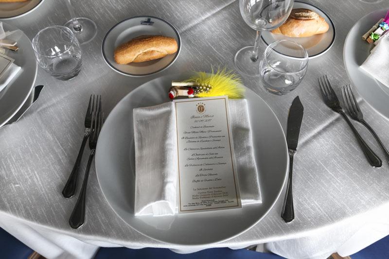 Menù Matrimoni in Abruzzo Hotel Promenade