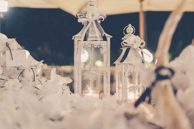 Particolare addobbi Matrimoni in Abruzzo