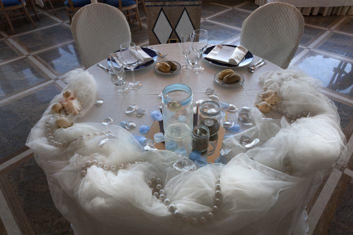 Tavolo degli Sposi Hotel Promenade