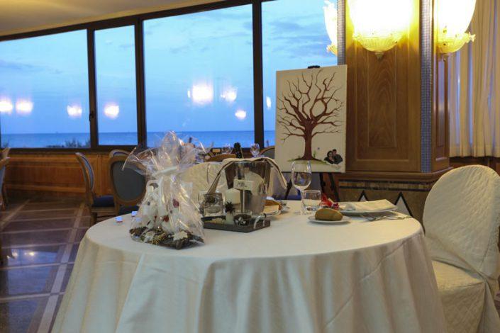 Tavolo degli Sposi Matrimoni in Abruzzo